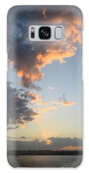 Matanzas Sunset Galaxy Case