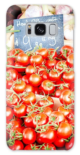 Galaxy Case featuring the photograph 'maters by Jason Smith