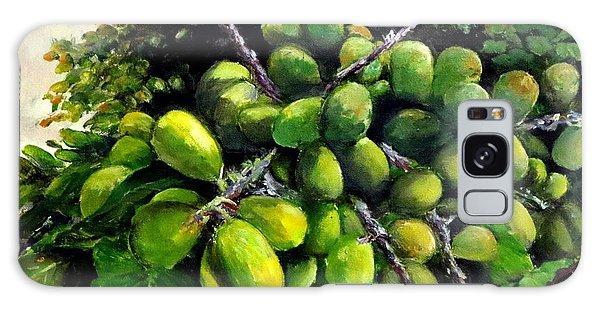 Matoa Fruit Galaxy Case by Jason Sentuf