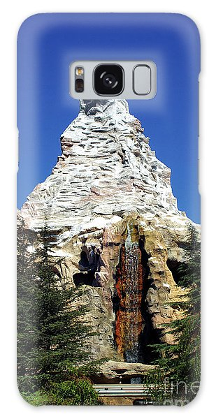 Matterhorn Disneyland Galaxy Case