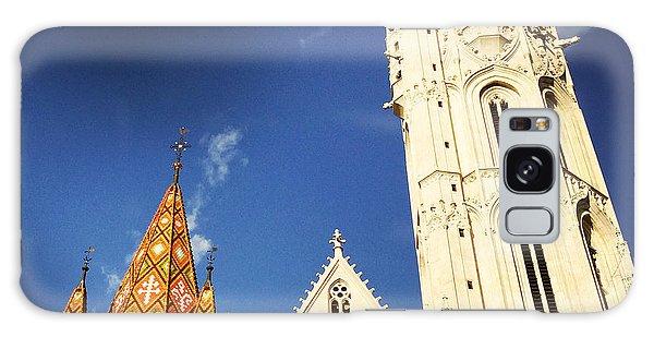 Architecture Galaxy Case - Matthias Church In Budapest Hungary by Matthias Hauser