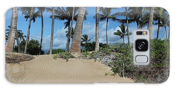 Maui Beach Galaxy Case