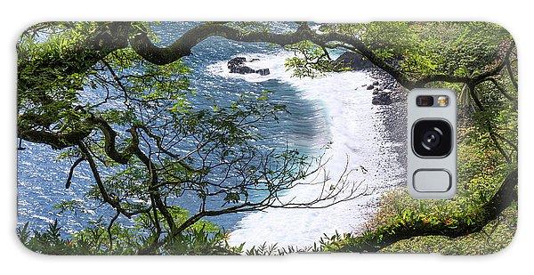 Framing Galaxy Case - Maui by Chad Dutson