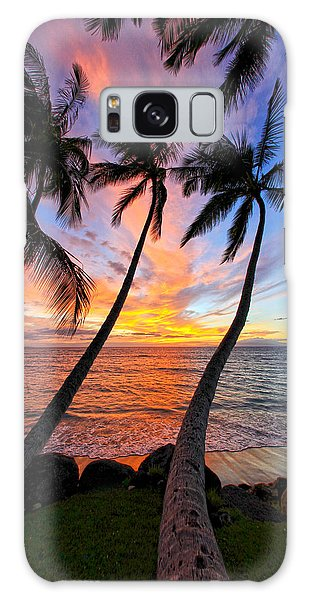Maui Magic Galaxy Case by James Roemmling