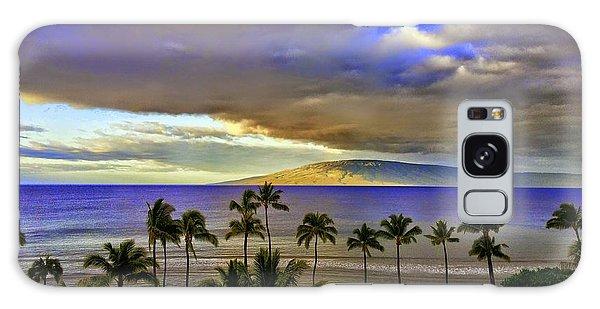 Maui Sunset At Hyatt Residence Club Galaxy Case