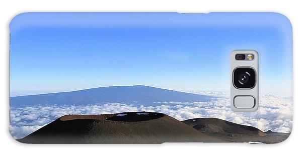 Mauna Loa In The Distance Galaxy Case