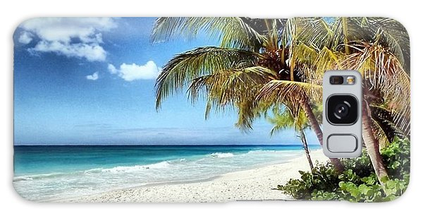 Maxwell Beach Barbados Galaxy Case
