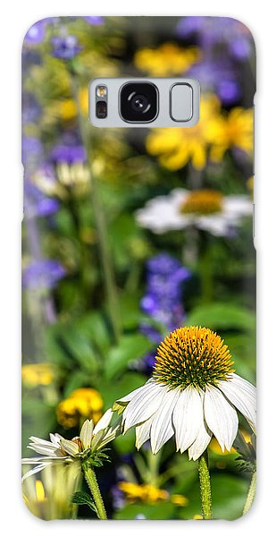 Galaxy Case featuring the photograph May Flowers by Steven Sparks