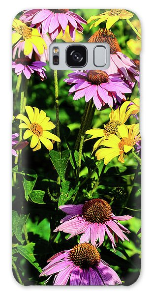 May Flowers Galaxy Case