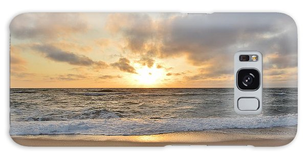 May Sunrise In Obx Galaxy Case