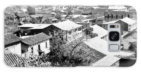 Mayaguez - Puerto Rico - C 1900 Galaxy Case