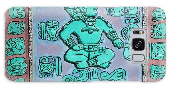 Mayan Prince Galaxy Case