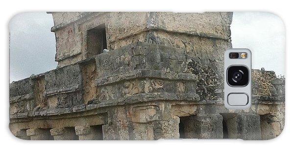 Mayan Stone Homes  Galaxy Case