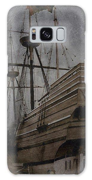 Mayflower 1 Galaxy Case
