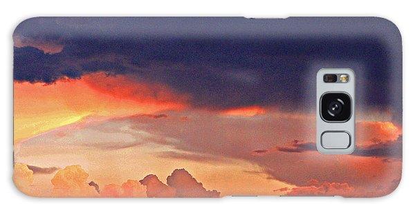 Mazatzal Peak Sunset Galaxy Case