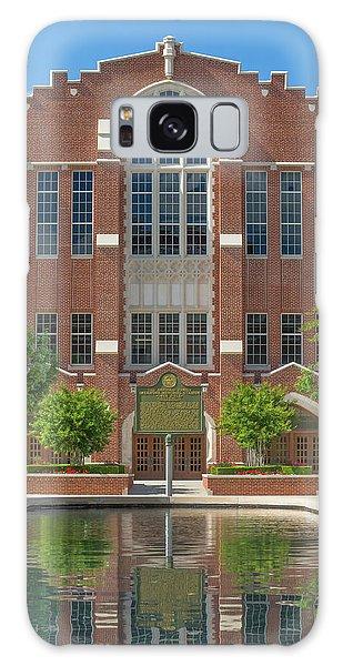 Oklahoma University Galaxy Case -  Mccasland Field House by Ken Wolter