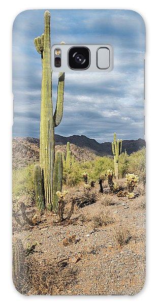 Mcdowell Cactus Galaxy Case
