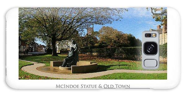 Mcindoe Statue Galaxy Case