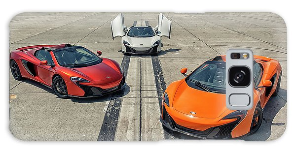 #mclaren #650s #party Galaxy Case