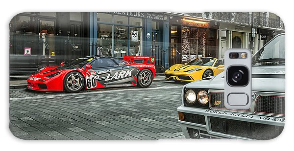 Mclaren F1 Gtr With Speciale And Integrale  Galaxy Case