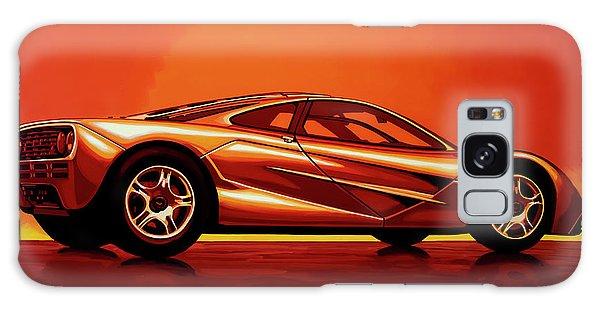 Automobile Galaxy Case - Mclaren F1 1994 Painting by Paul Meijering