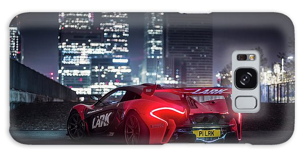 Mclaren P1 Gtr In London Galaxy Case
