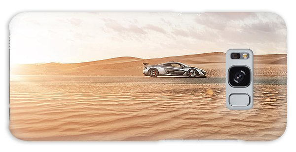 Mclaren P1 In Dubai Desert Galaxy Case