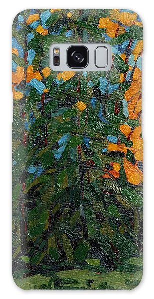 Mcmichael Forest Wall Galaxy Case