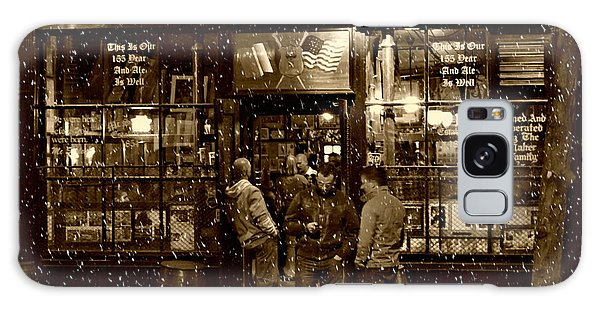 Broadway Galaxy Case - Mcsorley's Old Ale House by Randy Aveille