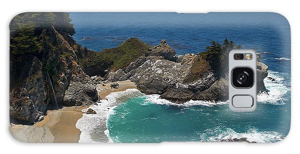 Mcway Falls In Big Sur Galaxy Case