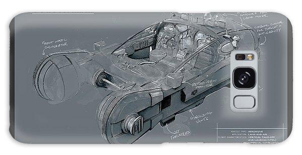 Mead Industries' Spinner Galaxy Case by Kurt Ramschissel