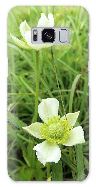 Meadow Anemone Galaxy Case by Scott Kingery
