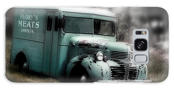 Meat Truck Galaxy Case by Gray  Artus