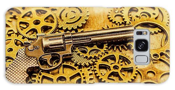 Guns Galaxy Case - Mechanisms Of The Wild West  by Jorgo Photography - Wall Art Gallery