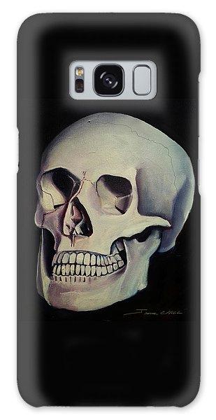 Medical Skull  Galaxy Case