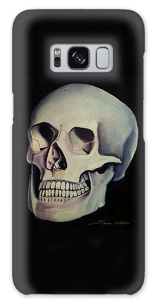 Medical Skull  Galaxy Case
