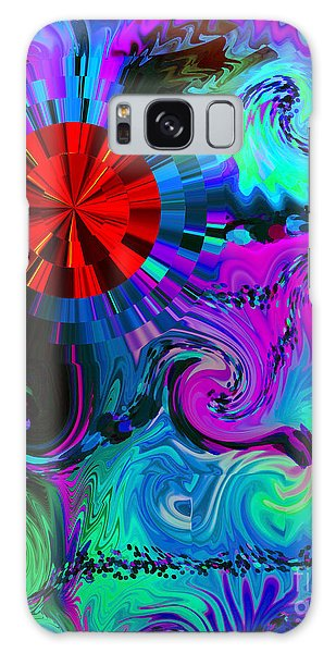 Medicine Dreams Galaxy Case