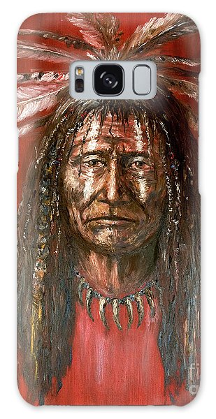 Medicine Man Galaxy Case