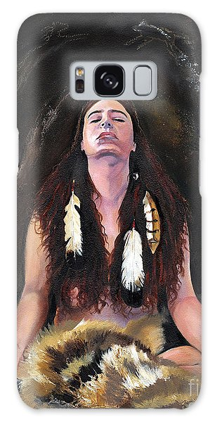 Medicine Woman Galaxy Case