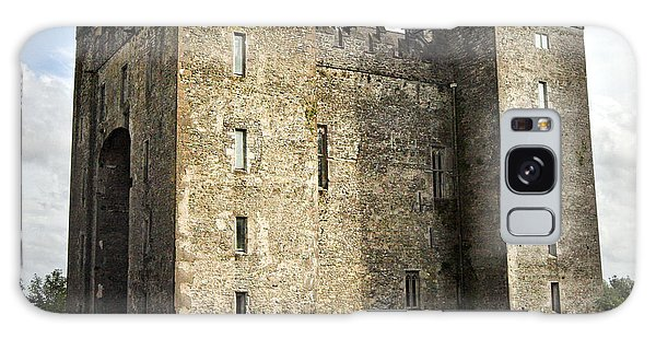 Medieval Bunraty Castle Ireland Galaxy Case