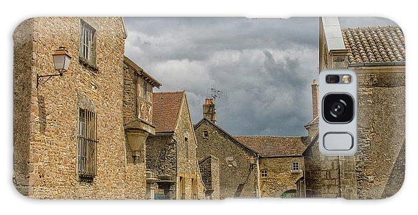 Medieval Village In France Galaxy Case