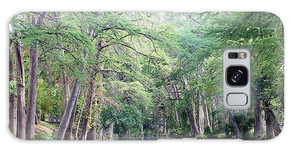 Medina Creek In Summer Galaxy Case