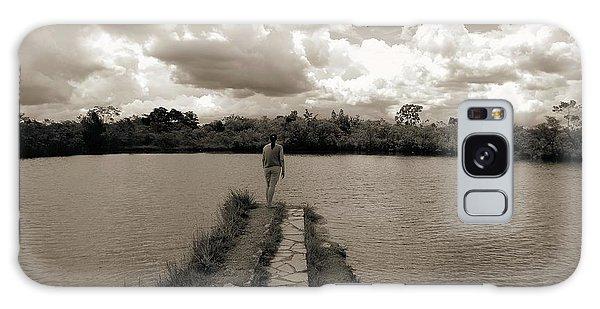 Meditation Galaxy Case by Beto Machado