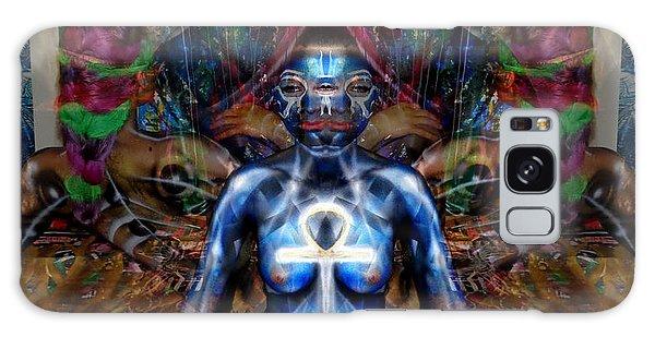 Meditation Galaxy Case