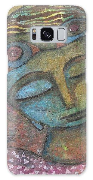 Meditative Awareness Galaxy Case