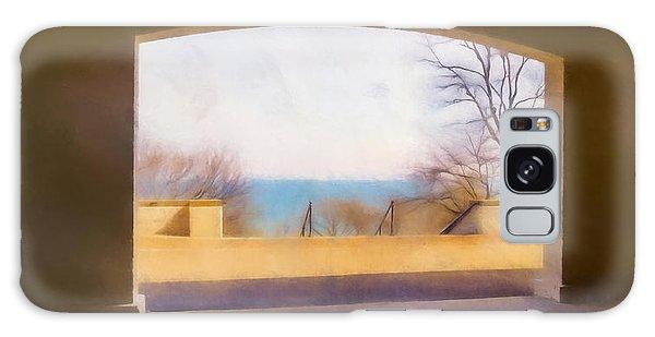 Bright Sun Galaxy Case - Mediterranean Dreams by Scott Norris