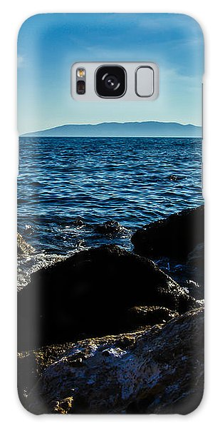 Mediterranean Sea - Argentario Galaxy Case