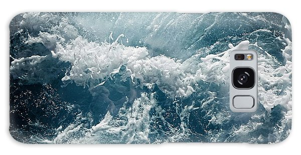 Mediterranean Sea Art 53 Galaxy Case