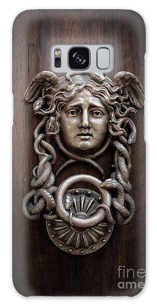 Medusa Head Door Knocker Galaxy Case