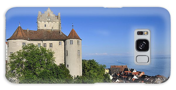 Meersburg Castle - Lake Constance Or Bodensee - Germany Galaxy Case